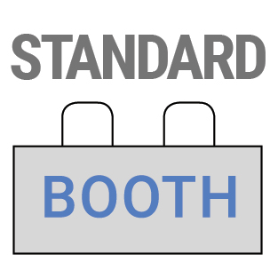 Standard Booth<br>$1,999 USD
