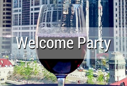 Official #CryptoExpoCHI Welcome Party April 27, 2018